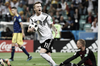 Em grande fase no Borussia Dortmund, Reus é eleito melhor jogador alemão de 2018