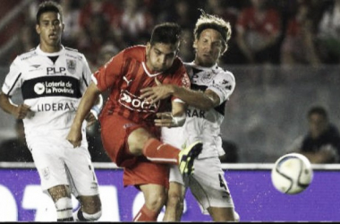 Historial entre Gimnasia e Independiente