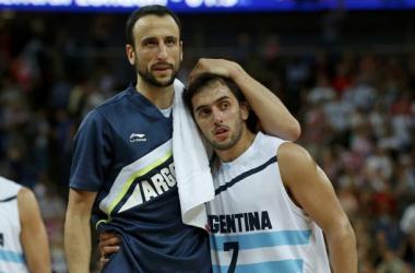 Básquet 2014: el año argentino