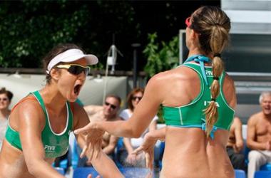 Beach Volley: Nono posto per Gioria-Giombini