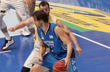 Un desanimado CB Valladolid cae con claridad ante el Gipuzkoa Basket