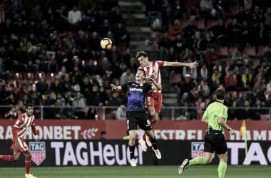 Empate entre Girona y Leganés en Montilivi | Foto: Girona FC