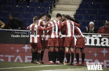 El Girona, ante el Espanyol   Noelia Déniz - VAVEL