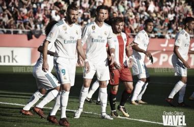 Horario y dónde ver el Girona - Real Madrid