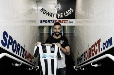 Jesús Gámez se convierte en nuevo jugador del Newcastle