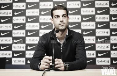 "Gerard López: ""Hemos perdido dos puntos"""