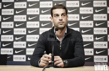 """Gerard López: """"Toca continuar trabajando e intentar darle la vuelta a la situación"""""""