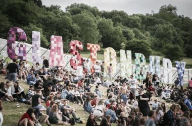 Una de las estructuras que se pueden encontrar en el festival Glastonbury (ReadySetHoliday)