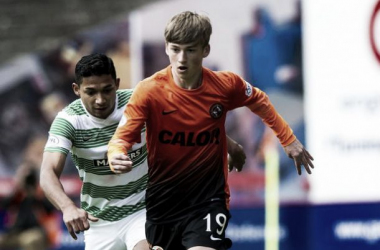 Gauld has shone for Dundee United this season