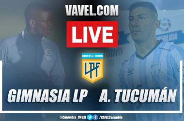 Resumen Gimnasia (LP) vs Atlético Tucumán Copa Diego Armando Maradona (0-1)