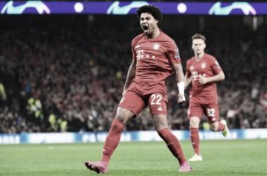 Jornada de contrastes para los alemanes en la Champions League