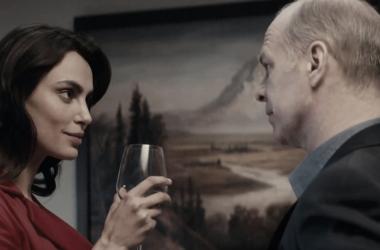 Imagen donde aparecen los actores&nbsp;<strong>Vlad Ivanov y Catrinel Marlon interpretando sus papeles</strong>