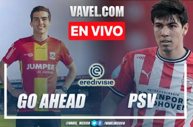 Go Ahead vs PSV EN VIVO: ¿cómo ver transmisión TV online en Eredivisie?