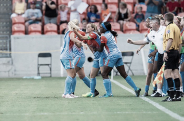 The Houston Dash have plenty to look forward to despite this season's tough nature. (Source: Trask Smith)