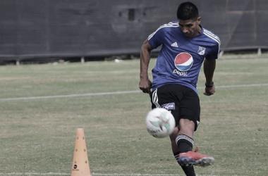 Diego Godoy, una apuesta que sigue dando frutos en Millonarios