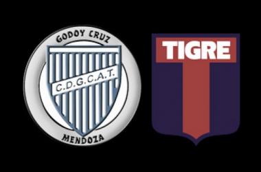 Tigre 2 - Godoy Cruz 1: Puntuaciones para el 'expreso'