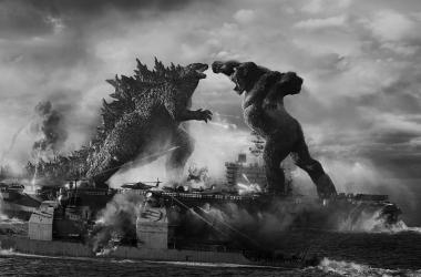 """""""Godzilla vs. Kong"""", un espectáculo hecho para ver en la gran pantalla"""