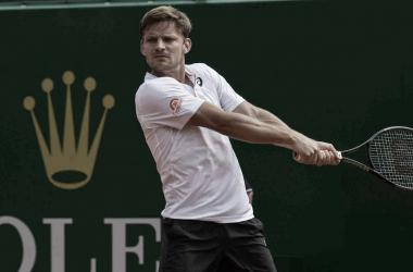 David Goffin venceu Marin Cilic no Masters 1000 de Monte Carlo 2021 (ATP / Divulgação)