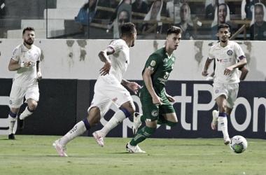 Bahia x Goiás, 35ª rodada do Campeonato Brasileiro 2020 (Goiás EC / Divulgação)