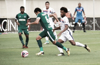 Com equipe reserva, Goiás vence Itumbiara de virada no Serra Dourada