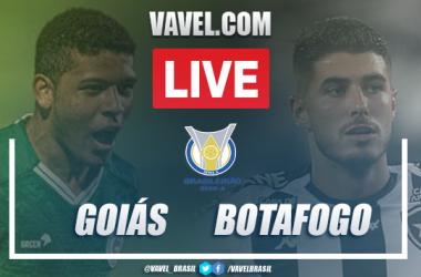 Gols e melhores momentos Goiás 2 x 0 Botafogo pelo Campeonato Brasileiro