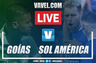 Gol e melhores momentos Goiás 0x1 Sol de América pela Copa Sul-Americana 2020