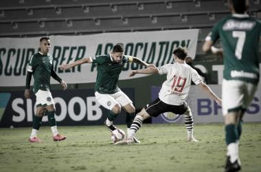 (Foto: Rosiron Rodrigues / Goiás EC)