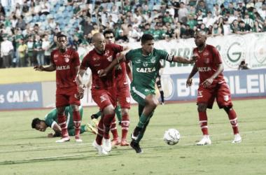 Foto: Rosiron Rodrigues/Goiás EC