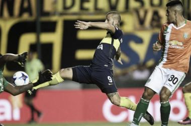 Analisis de Banfield 0-2 Boca Juniors