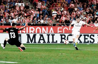 El Madrid restablece la lógica en Montilivi