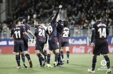 Anuatio Eibar 2018: el gol sonríe a los delanteros armeros
