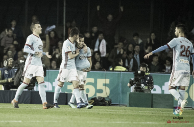 Un valiente pero poco efectivo Celta le saca un punto al plan B del Barça