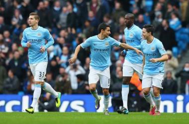 El Manchester City arrolla con contundencia al Tottenham