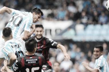 Rojinegros contra La Academia. Foto: Web