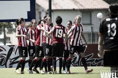 Athletic Femenino 2014-2015: la hora de un título