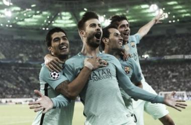 Barcelona vira sobre Monchengladbach fora de casa e se isola na liderança do Grupo C