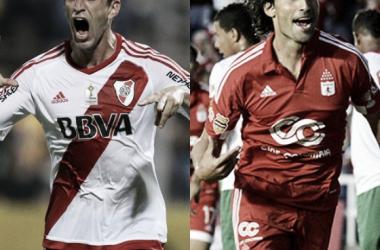 Alonso vs Farías (Fotomontaje).