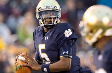 Everett Golson To Leave Notre Dame