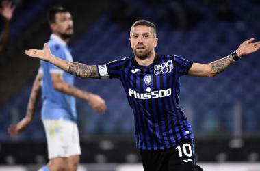 L'Atalanta balla con Gomez: schiantata la Lazio 4-1