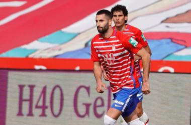 La medular del Granada CF se recupera para la gran cita europea del jueves