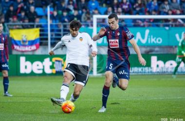 El Eibar se hace con los servicios de Gonzalo Escalante