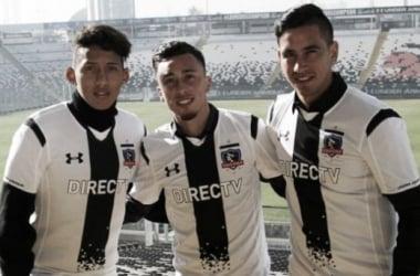 Vilches y Rodríguez llegan procedentes de Huachipato, mientras que Gonzales proviene de Universitario de Perú. (Foto: Facebook, Colo Colo)