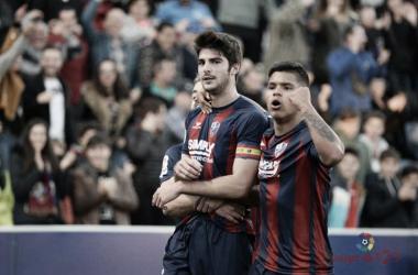 El club azulón se vuelve a interesar por Melero. | Foto: laliga.es