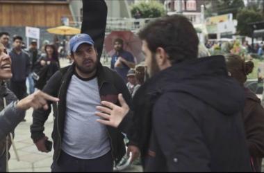 Tensión en Bolivia durante la grabación de 'Salvados'