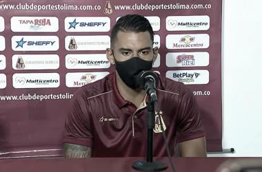 """Yeison Gordillo: """"Gloria a Dios conseguimos en paso a la final"""""""
