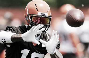 Josh Gordon // Foto: NFL