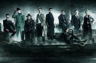 """<p class=""""MsoNormal"""">Afiche oficial Quinta temporada de Gotham. Fotografía: FOX<br></p>"""