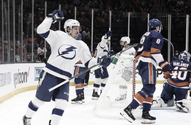 El Lightning está cerca de regresar a la Stanley Cup Final. NHL.com.