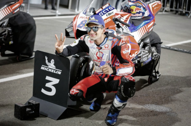 Jorge Martín, Pramac Racing Ducati / Fuente: MotoGP