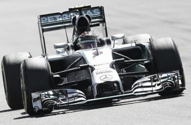 Rosberg vence pela primeira vez em casa foto:Mercedes